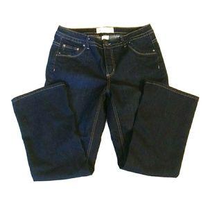 JMS boot leg jeans. Size 16w